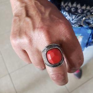 Silpada Samba Coral Ring